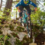 Montain Bike DH VTT Alpes du Sud Hautes Alpes Ecreins