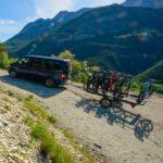 navette mountain bike puy saint vincent hautes alpes