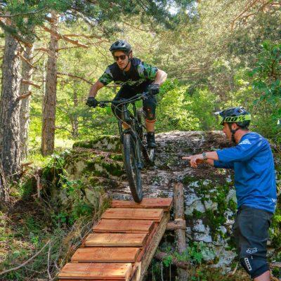 Guide mountain bike puy saint vincent hautes alpes